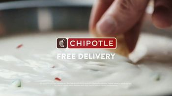 Chipotle Mexican Grill Queso Blanco TV Spot, 'For Those Who Love Queso: Free Delivery' - Thumbnail 9