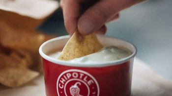 Chipotle Mexican Grill Queso Blanco TV Spot, 'For Those Who Love Queso: Free Delivery' - Thumbnail 1