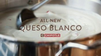 Chipotle Mexican Grill Queso Blanco TV Spot, 'For Those Who Love Queso: Free Delivery' - Thumbnail 2