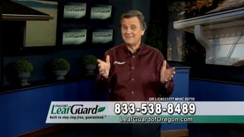 LeafGuard of Oregon Winter Half Off Sale TV Spot, 'Final Days: Added Beauty'