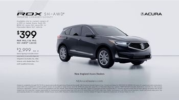 2020 Acura RDX TV Spot, 'Designed: Mountains' [T2] - Thumbnail 8
