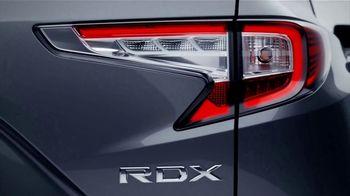 2020 Acura RDX TV Spot, 'Designed: Mountains' [T2] - Thumbnail 2