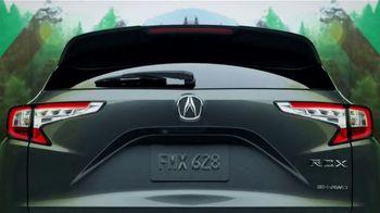 2020 Acura RDX TV Spot, 'Designed: Mountains' [T2] - Thumbnail 4