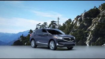 2020 Acura RDX TV Spot, 'Designed: Mountains' [T2] - 40 commercial airings