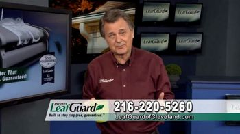 LeafGuard of Cleveland Winter Half Off Sale TV Spot, 'Final Days: Early Bird Special' - Thumbnail 7