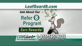 LeafGuard of Pittsburgh Winter Half Off Sale TV Spot, 'Final Days: Bare Tree Branches' - Thumbnail 9