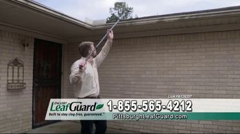 LeafGuard of Pittsburgh Winter Half Off Sale TV Spot, 'Final Days: Bare Tree Branches' - Thumbnail 7