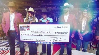 The American Rodeo TV Spot, 'Thank You: 2020 Champions' - Thumbnail 3