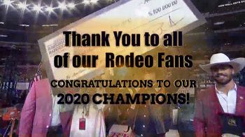 The American Rodeo TV Spot, 'Thank You: 2020 Champions' - Thumbnail 6