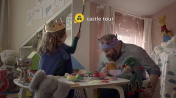 Expedia TV Spot, 'Castle Tour' Song by Clarance