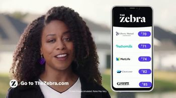 The Zebra TV Spot, 'Money Marshmallow Female' - Thumbnail 6
