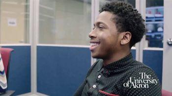 The University of Akron TV Spot, 'Matt Kaulig: Fisher Institute'