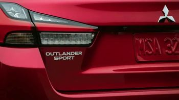 2020 Mitsubishi Outlander Sport TV Spot, 'Adventure Redefined' [T2] - Thumbnail 5