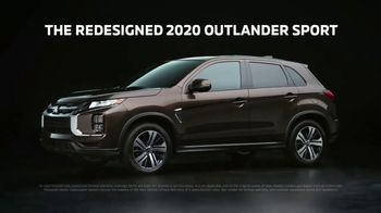 2020 Mitsubishi Outlander Sport TV Spot, 'Adventure Redefined' [T2] - Thumbnail 8