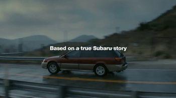 Subaru A Lot to Love Event TV Spot, 'Easy Commute' [T2] - Thumbnail 1