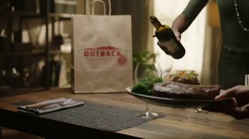 Outback Steakhouse TV Spot, 'Curbside Takeaway and Delivery' - Thumbnail 6