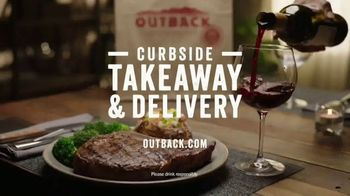 Outback Steakhouse TV Spot, 'Curbside Takeaway and Delivery' - Thumbnail 8