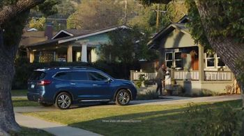 Subaru A Lot to Love Event TV Spot, 'A Big Day Out' [T2] - Thumbnail 7