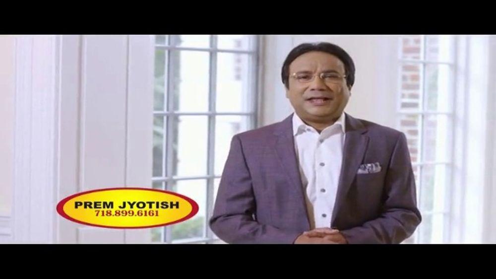 Prem Jyotish TV Commercial, 'Obstacles & Hurdles: Inside'
