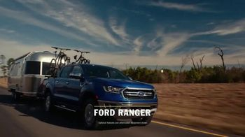 Ford Truck Month TV Spot, 'This Is Your Month: Biking' Song by Gary Clark Jr. [T2] - Thumbnail 1