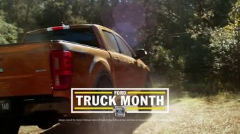 Ford Truck Month TV Spot, 'This Is Your Month: Biking' Song by Gary Clark Jr. [T2] - Thumbnail 5