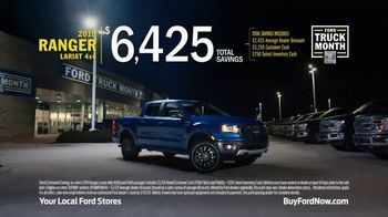 Ford Truck Month TV Spot, 'This Is Your Month: Biking' Song by Gary Clark Jr. [T2] - Thumbnail 6