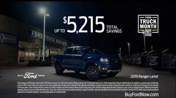 Ford Truck Month TV Spot, 'Drive It: Off the Grid' Song by Little Richard [T2] - Thumbnail 8