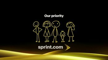 Sprint TV Spot, 'Our Priority: Safety'