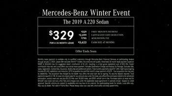 Mercedes-Benz Winter Event TV Spot, 'Viral Santa' [T2] - Thumbnail 10