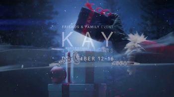 Kay Jewelers Friends & Family Event TV Spot, 'Diamond Necklace: Under $600'