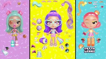Lotta Looks Cookie Swirl TV Spot, 'Custom Looks You Can Create' - Thumbnail 2