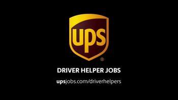 UPS TV Spot, 'Hiring: Seasonal Driver Helper Jobs' - Thumbnail 6