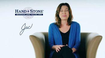 Hand & Stone TV Spot, 'Customer Testimonial: Jacki: Peace on Earth' - Thumbnail 8