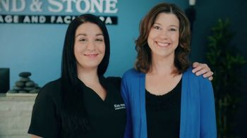 Hand & Stone TV Spot, 'Customer Testimonial: Jacki: Peace on Earth'