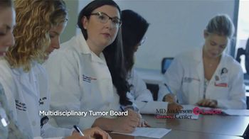 MD Anderson Cancer Center TV Spot, 'Erika's Case'