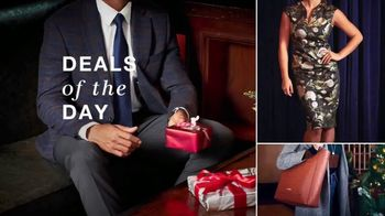 Macy's One Day Sale TV Spot, 'Designer Suits, Dresses and Handbags'