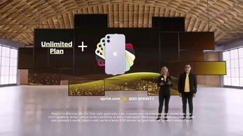 Sprint TV Spot, 'Unlimited + iPhone 11 for $35 a Month per Line' - Thumbnail 5