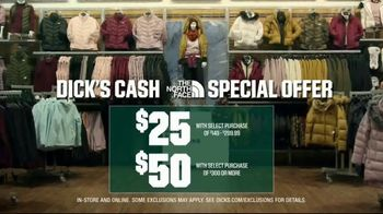Dick's Sporting Goods TV Spot, 'Holiday Deals: Outerwear and Fleece' - Thumbnail 2
