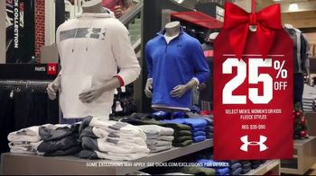 Dick's Sporting Goods TV Spot, 'Holiday Deals: Outerwear and Fleece' - Thumbnail 3