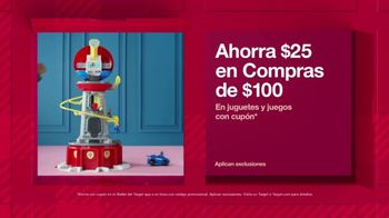 Target HoliDeals TV Spot, 'Juguetes y juegos' canción de Danna Paola [Spanish] - Thumbnail 4