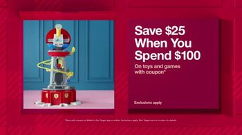 Target TV Spot, 'HoliDeals: Toys & Games' - Thumbnail 6