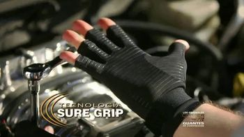 Copper Fit Compression Gloves TV Spot, 'Cuando te duelen las manos' [Spanish] - Thumbnail 2