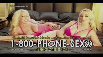 1-800-PHONE-SEXY TV Spot, 'The Old-Fashioned Way'