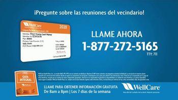WellCare Health Plans Medicare Advantage TV Spot, 'Atención' [Spanish] - Thumbnail 5