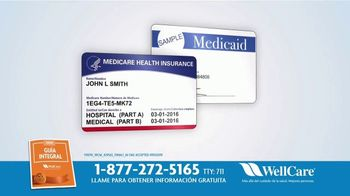 WellCare Health Plans Medicare Advantage TV Spot, 'Atención' [Spanish]