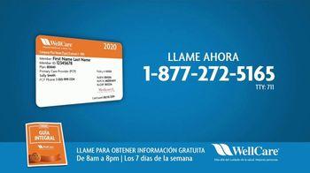 WellCare Health Plans Medicare Advantage TV Spot, 'Atención' [Spanish] - Thumbnail 3