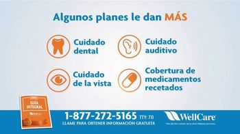 WellCare Health Plans Medicare Advantage TV Spot, 'Atención' [Spanish] - Thumbnail 4