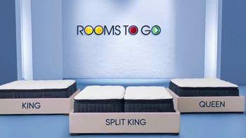 Rooms to Go Mes del Colchón TV Spot, 'Transformar como duerme' [Spanish] - Thumbnail 1