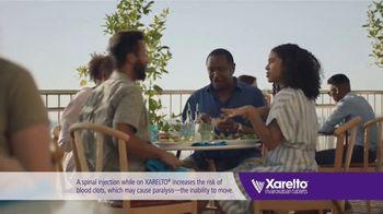 Xarelto TV Spot, 'Not Today'