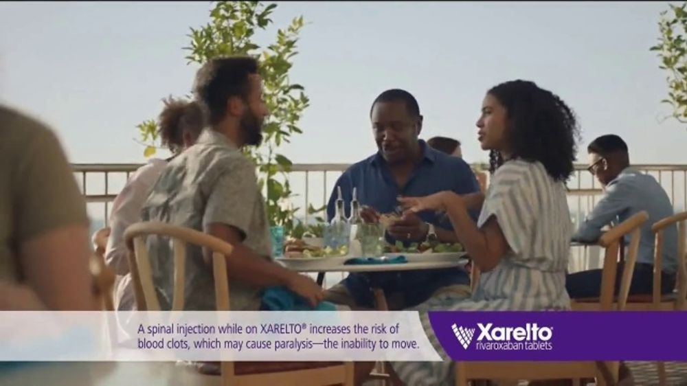 Xarelto TV Commercial, 'Not Today'